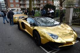 gold phantom car gold supercars owner gets hit with parking fines in knightsbridge
