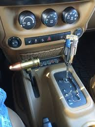 shift knobs for jeep wrangler bullet shifter knobs in my 2013 jeep wrangler cool stuff