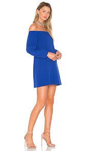 bcbgmaxazria yesenia dress royal blue women w bcb wd684