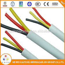 450 750v lsoh copper pvc insulated electric wire cable wiring