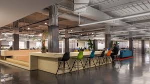 the department co working space holds grand opening in downtown