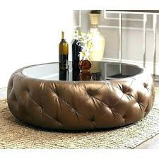 Leather Coffee Table Storage Leather Coffee Table Uk Leather Coffee Table Storage Brown Faux