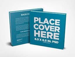 free square children u0027s book mockup psd template good mockups