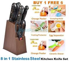 buy kitchen knives 8 in 1 stainless steel kitch end 8 17 2018 4 38 pm