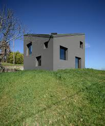 designboom italy studio s house r evokes singularity in a small village of northern italy