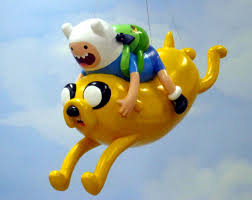 adventure time gets a thanksgiving day parade balloon geekologie