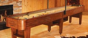 imperial bedford 12 shuffleboard table 12ft brunswick andover ii shuffleboard in chestnut finish delivery