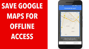 Google Maps Save Offline 10 Cool Tricks Every Android User Should Know