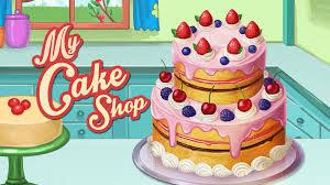 birthday cake shop tapblaze my cake shop mobile entertainment apps