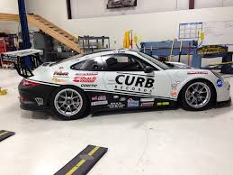 porsche gt3 racing series michael lewis to race with competition motorsport curb agajanian