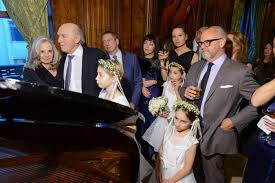 new york times weddings a day in new york for a former tv anchor the new york times