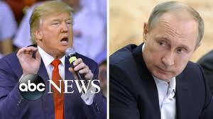 Trump S Favorite President President Trump Prepares To Meet With Putin Youtube