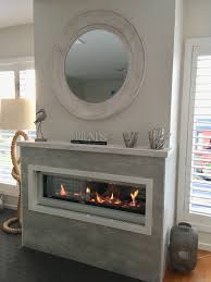 gas fireplaces element 1200 real flame
