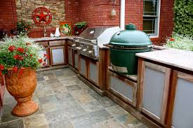 Patio Kitchen Islands L Shaped Outdoor Kitchen Island Kits 2017 And Pictures Granite