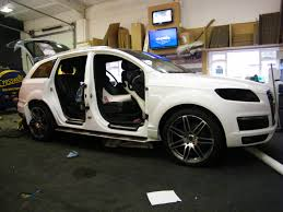 Audi Q7 Limo - audi q7 related images start 450 weili automotive network