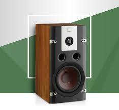 Bookshelf Speakers With Bass Dali Lektor 3 Bookshelf Speaker With Great Dynamics