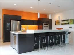 Orange Kitchens Ideas Small Kitchen Paint Colors With White Cabinets Impressive Design