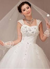 fantastic sweetheart beading floor length ball gown wedding dress