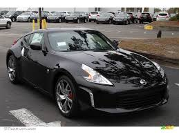nissan black magnetic black 2013 nissan 370z sport coupe exterior photo