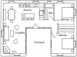 U Shaped House Plans With Courtyard 15 U Shaped House Floor Plans H Shaped House Floor Plans Paal