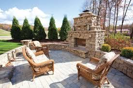 Patio Furniture Rockford Il Outdoor Living Benson Stone Co Rockford Il