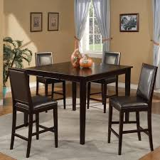Dining Room Sophisticated  Piece Counter Height Dining Sets - Tropical dining room sets counter height