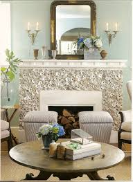 loved this oyster shell fireplace from the find when i first loved this oyster shell fireplace from the find when i first saw it