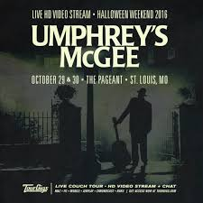 halloween webcasts umphrey u0027s mcgee