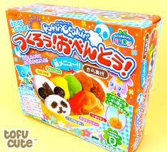 buy kracie popin u0027 cookin u0027 diy candy making kit bento box at tofu