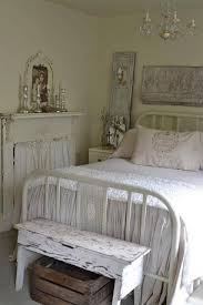 White Shabby Chic Bed by 147 Best Shabby Chic Images On Pinterest Home Bedrooms And