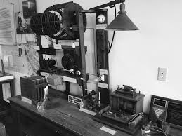 first wireless communication between europe and america from