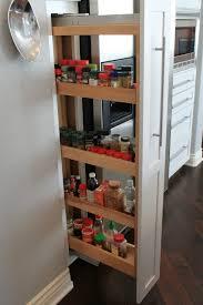 skinny kitchen cabinet kitchen design ideas