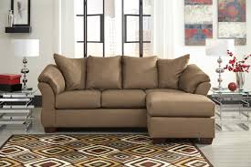 Ashley Living Room Furniture Decor Amazing Ashley Furniture Replacement Cushions In Brown