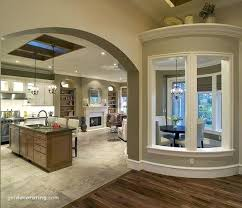 Open Floor Plan Decorating Pictures by Open Floor Plan Ideas For Contemporary House8open Entryway