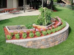 how to build a retaining wall diy projects lawn and garden