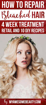 sollutions to dry limp hair how to repair bleached hair fast and safely