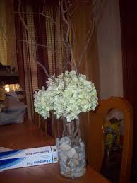 curly willow centerpieces hydrangea wedding centerpieces with curly willowwedwebtalks