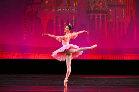 nutcracker щелкунчик dance of the sugar plum fairy hee seo