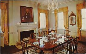 museum of the city of new york dining room roger morris jumel