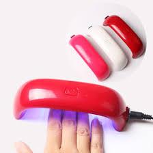 cure nail polish with uv l wholesale nail dryers in nail art salon buy cheap nail