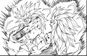 outstanding dragon ball coloring pages with dbz coloring pages