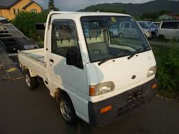 1992 subaru sambar roots japan stock