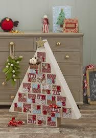 how to make a tree advent calendar hobbycraft