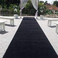 black aisle runner white carpet aisle runner hire melbourne carpet vidalondon