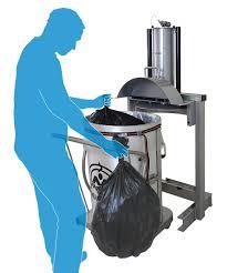 mil tek xp200s trash compactor