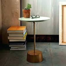 west elm round side table west elm terrace side table martini side table west elm martini side