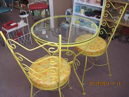 How To Paint Wrought Iron Patio Furniture by Sunbeam Wrought Iron Patio Furniture 14 Amazing Sunbeam Patio
