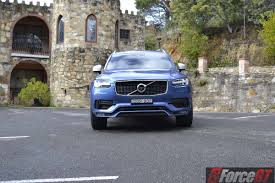xc90 vs lexus rx 2016 2016 volvo xc90 t6 r design polestar review