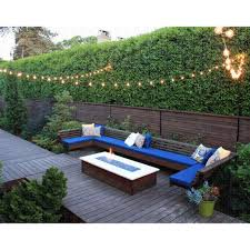 Outdoor Led Patio String Lights by Ac110v Tungsten Lamp String Lights With G40 Bulbs 25ft