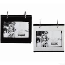 flip photo album picture frames photo albums personalized and engraved digital